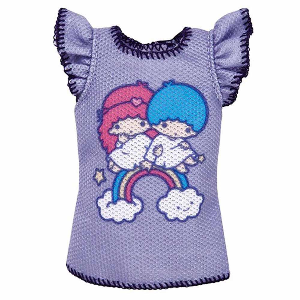 Одяг та аксесуари для ляльок - Хітовий топ Barbie Hello Kitty Блуза  лавандового кольору (FLP40 866e8d9526b1c