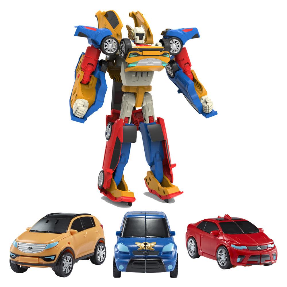 Роботи та трансформери - Іграшка-трансформер міні TOBOT Трітан (301056) 4a576aba753cf