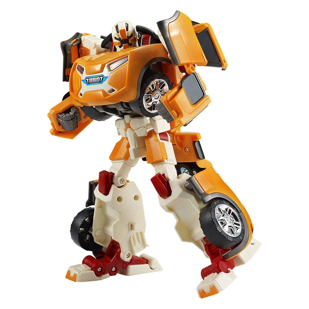 Роботи та трансформери - Іграшка-трансформер TOBOT Еволюція X (301008) 9a3b9cb242d9a