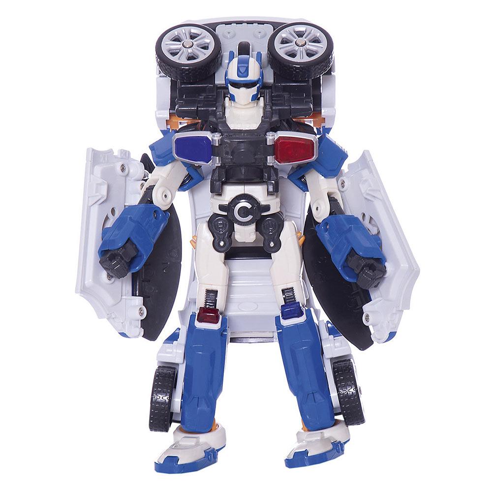 Роботи та трансформери - Іграшка-трансформер TOBOT Поліція С (301014) abe4958746204