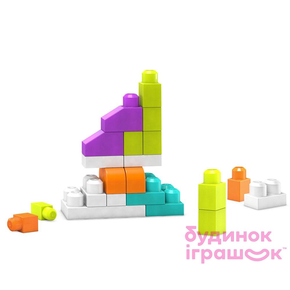 Конструктор Mega Bloks Великий кубик 40 деталей (FRX19) - купити в магазині дитячих  іграшок  Будинок іграшок  22931ba0f78b4