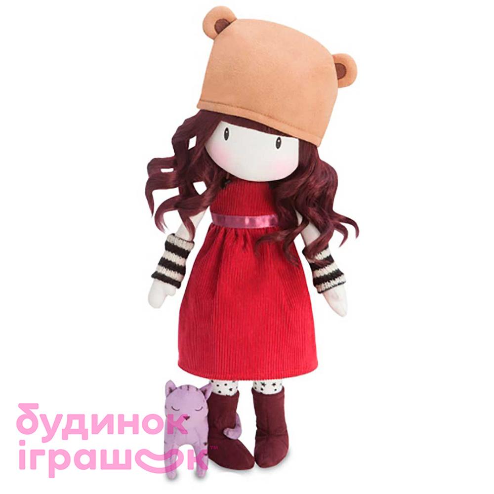 Нежная и очаровательная мягкая кукла