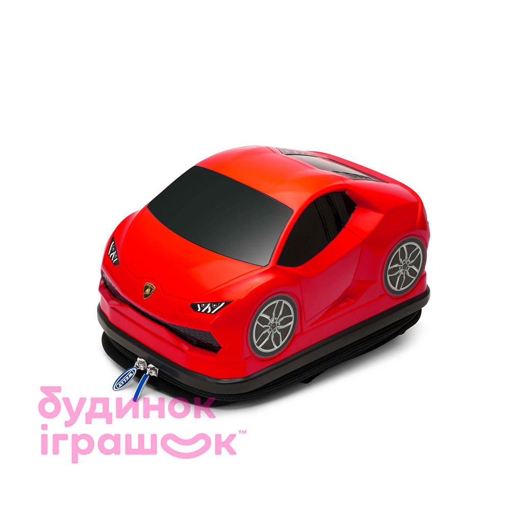 Рюкзаки та сумки - Рюкзак Ridaz Lamborghini Huracan червоний (91101W-RED) b4cbea7efaa24