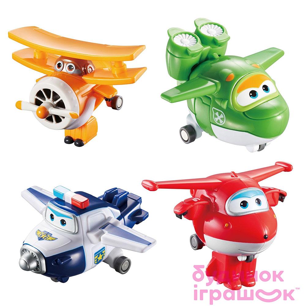 087cc6c446bf Игровой набор Super wings фигурки-трансформеры Jett Mira Paul Grand Albert  (YW710610) - купить в магазине детских игрушек  Будинок іграшок