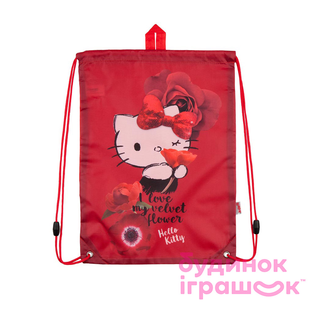 3d942b2cca8c Сумка для обуви Kite Hello Kitty (HK18-600S-2) 【 Будинок іграшок ...