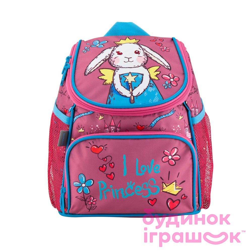Рюкзаки та сумки - Рюкзак дошкільний Kite I love princess (K18-535XXS-2 b8c87496f0de7