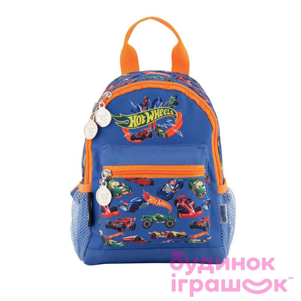 b70befc736f053 Рюкзаки та сумки - Рюкзак дошкільний Kite Hot Wheels (HW18-534XXS)#1 ...