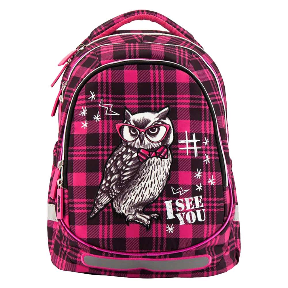 1b6f9d01adc438 Рюкзак шкільний Kite Smart owl (K18-700М-2) 【 Будинок іграшок ...