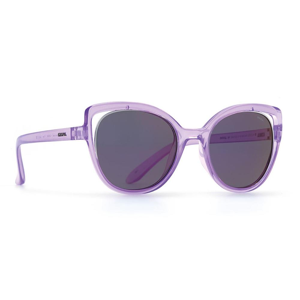 Солнцезащитные очки INVU Сиреневый глаз лисы (K2806C)