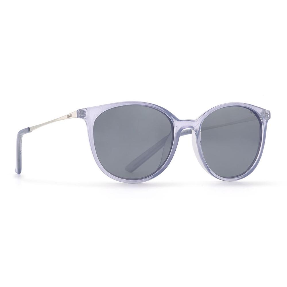Солнцезащитные очки INVU Серые вайфареры (K2817A)