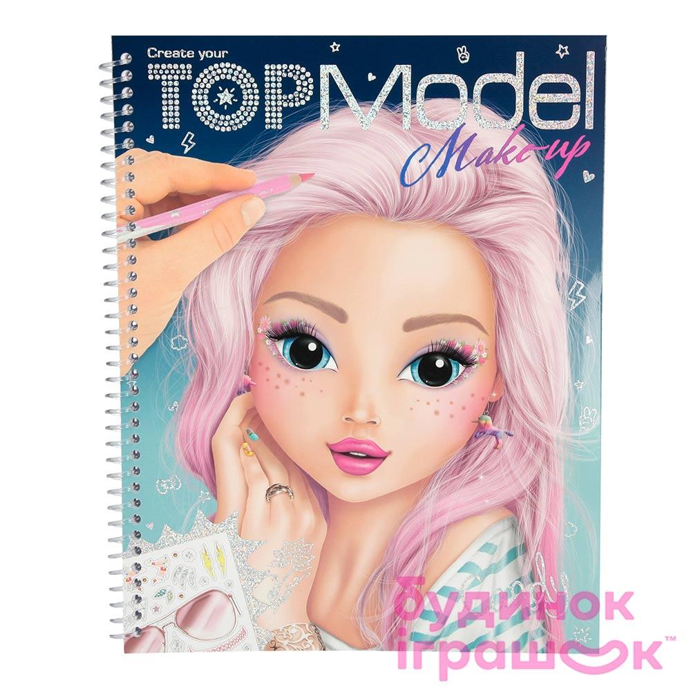 раскраска Top Model макияж 045419 будинок іграшок купить в киеве харькове одессе по низкой цене