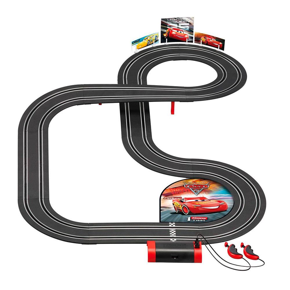 Трек Carrera First Тачки 3 (CR-20063011)