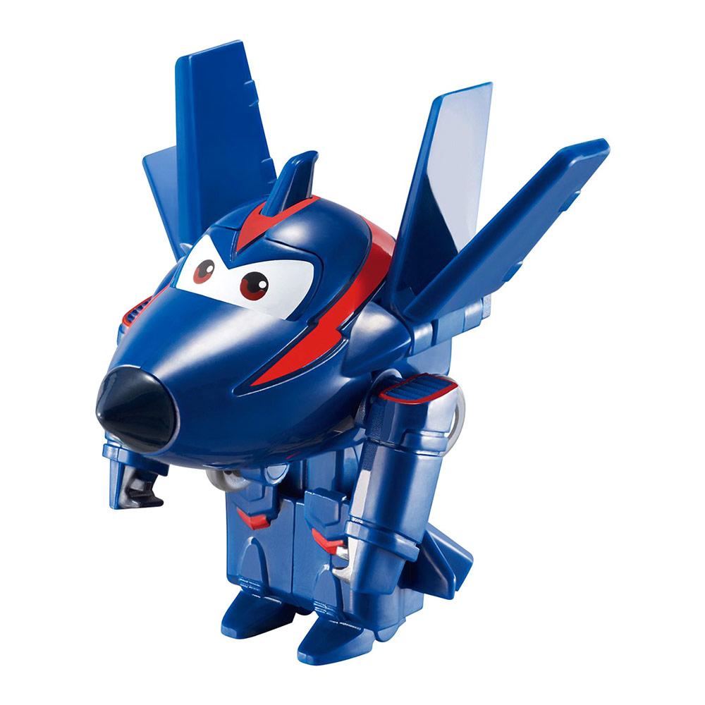 e7662e93b795 Роботы и трансформеры - Игрушка-трансформер Super Wings Агент Чейз  (EU720023)
