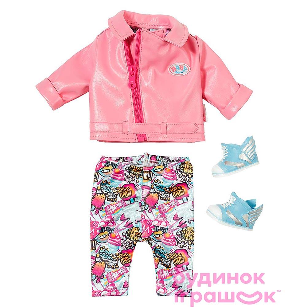 Набір одягу для ляльки Baby Born Глем Рок (825259) - купити в магазині  дитячих іграшок  Будинок іграшок  2ab8c5efb5d60