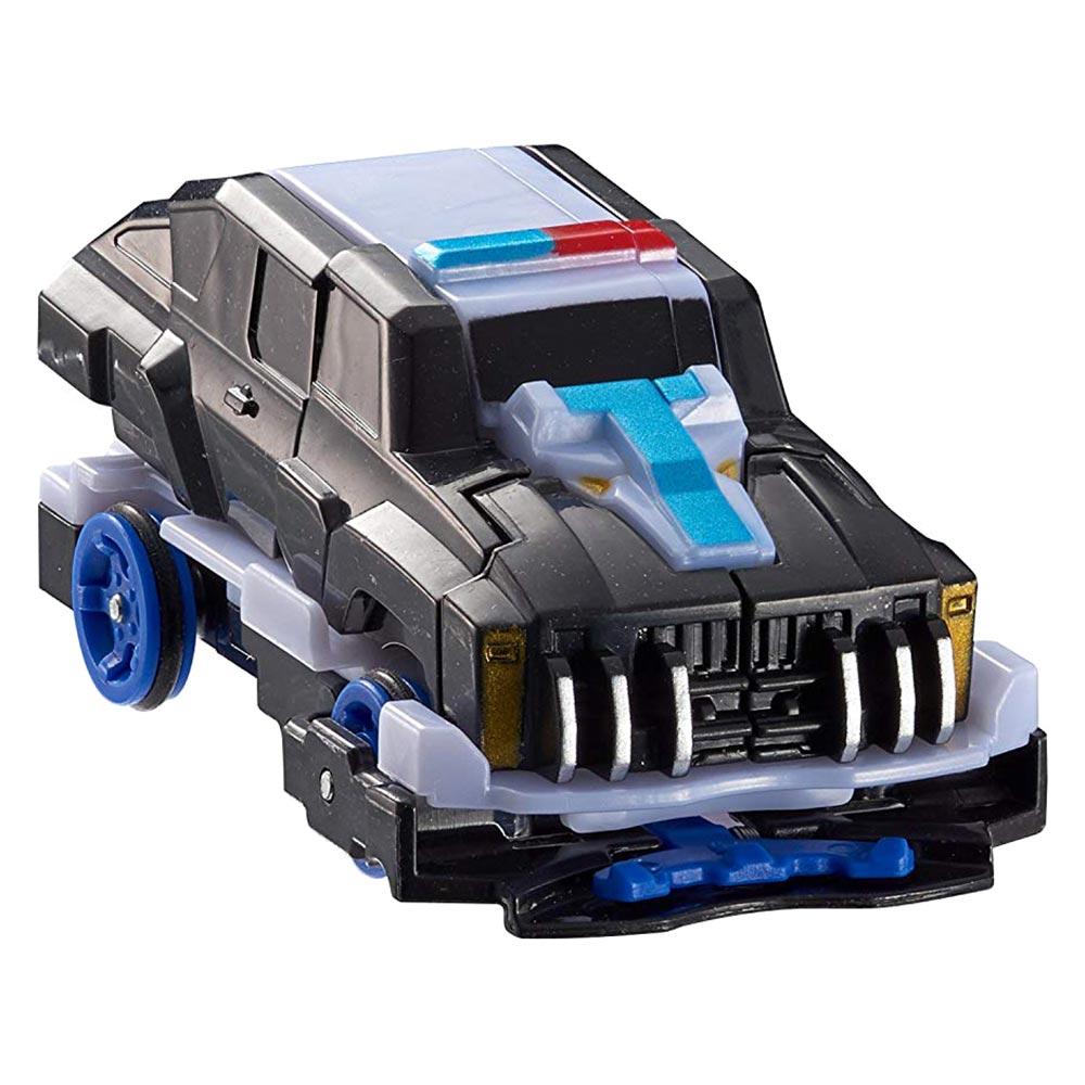 Купить Трансформеры, Машинка-трансформер Screechers Wild L2 Смоки (EU683126)
