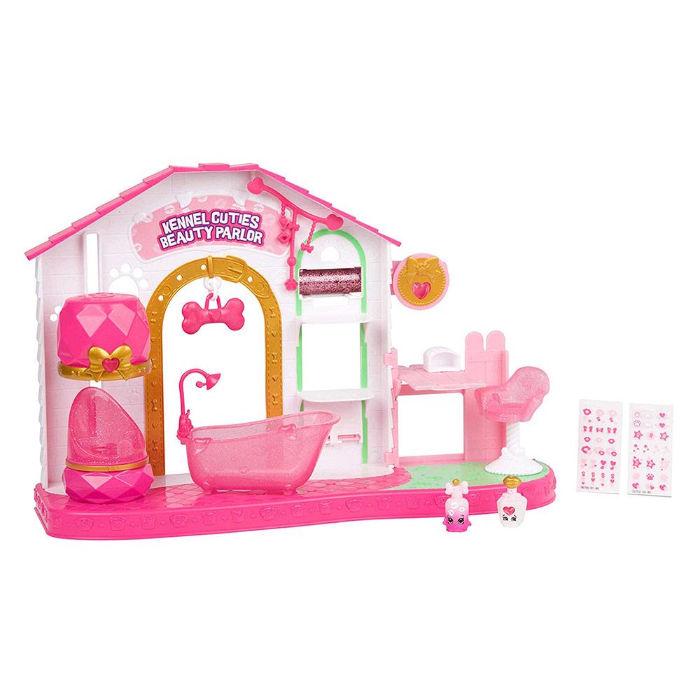 Купить Игровые наборы, Игровой набор Shopkins S9 Wild style Салон красоты (56705)
