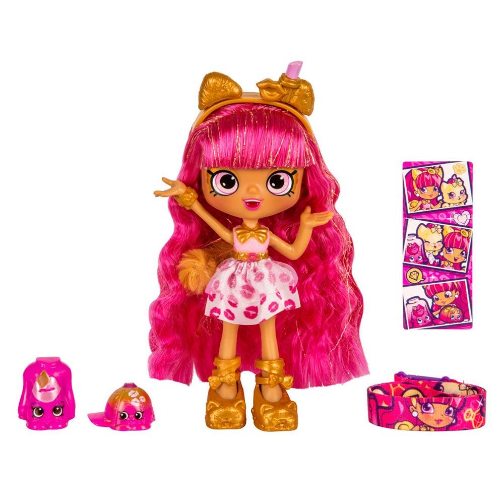 Купить Куклы, наборы для кукол, Кукла Shopkins Shoppies S9 Wild style Гламурная Липпи (56712)