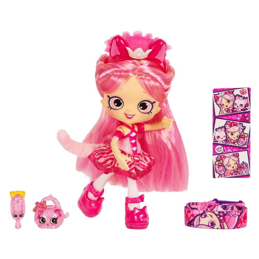 Купить Куклы, наборы для кукол, Кукла Shopkins Shoppies S9 Wild style Пируетта (56713)