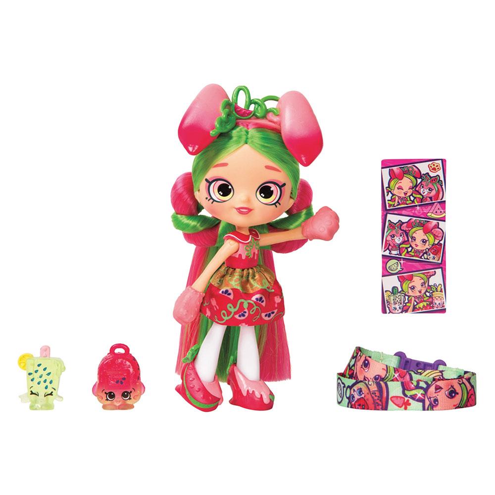 Купить Куклы, наборы для кукол, Кукла Shopkins Shoppies S9 Wild style Фруктовая Леди (56924)