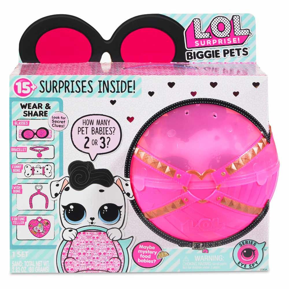 Ігровий набір LOL Surprise Секретні меседжі Улюбленець Big Глем Доггі  (552239) - купити в магазині дитячих іграшок  Будинок іграшок  81fd0b7f992a3