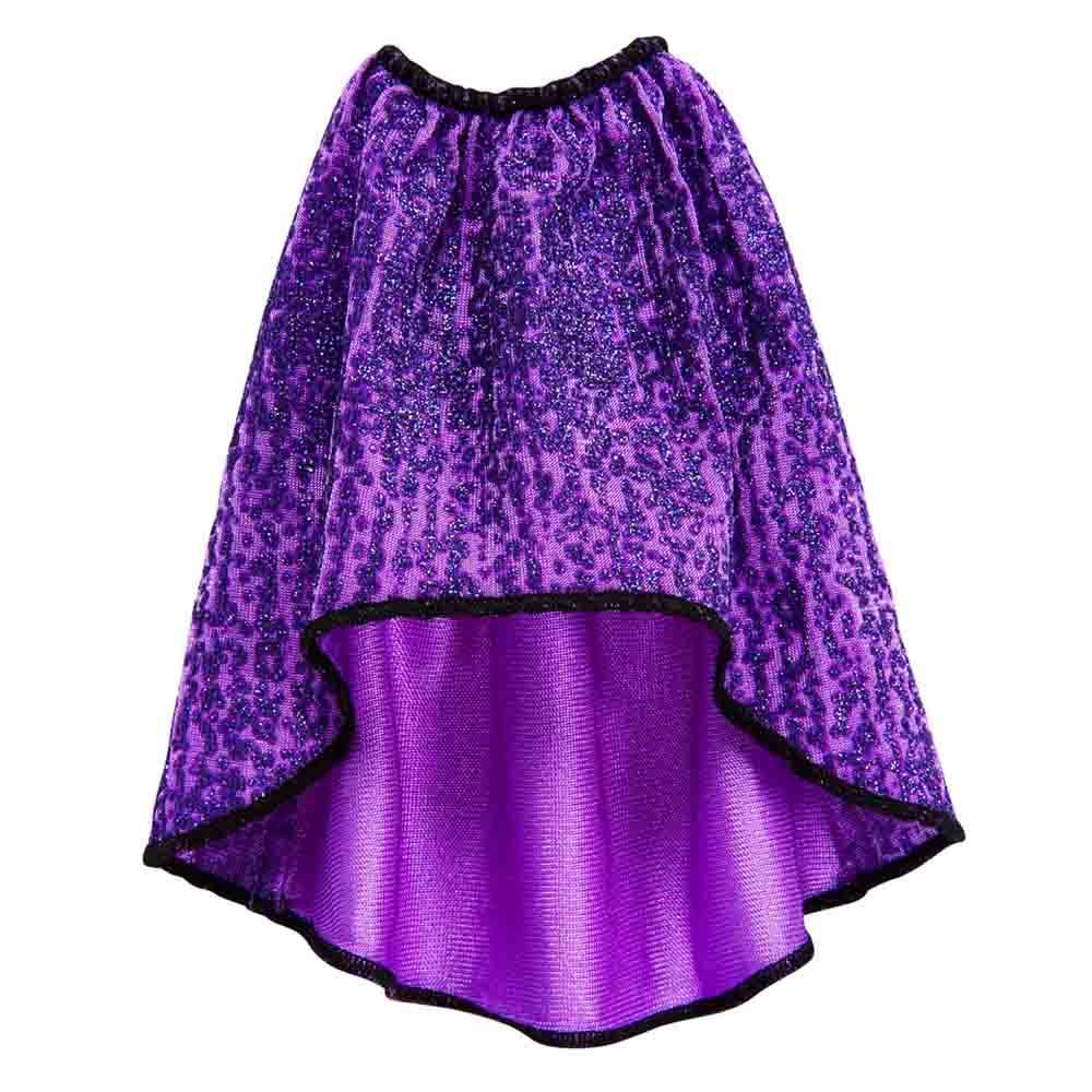 Одяг та аксесуари для ляльок - Одяг Barbi Спідничка для прогулянок фіолетова  (FYW88 FPH30 e3705964c4d49