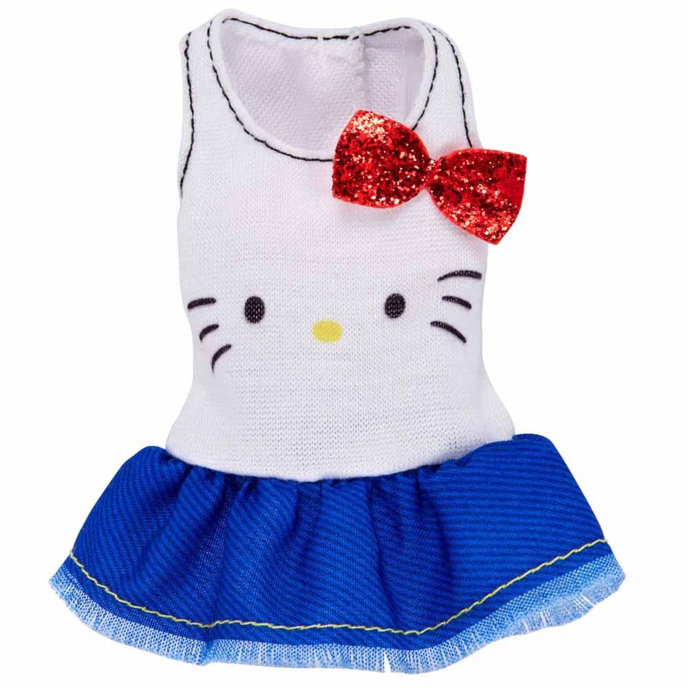 Одежда Barbie Hello Kitty Белая майка с котиком (FYW84 FLP45) - купить в  магазине детских игрушек  Будинок іграшок  3cbe1c48a1e