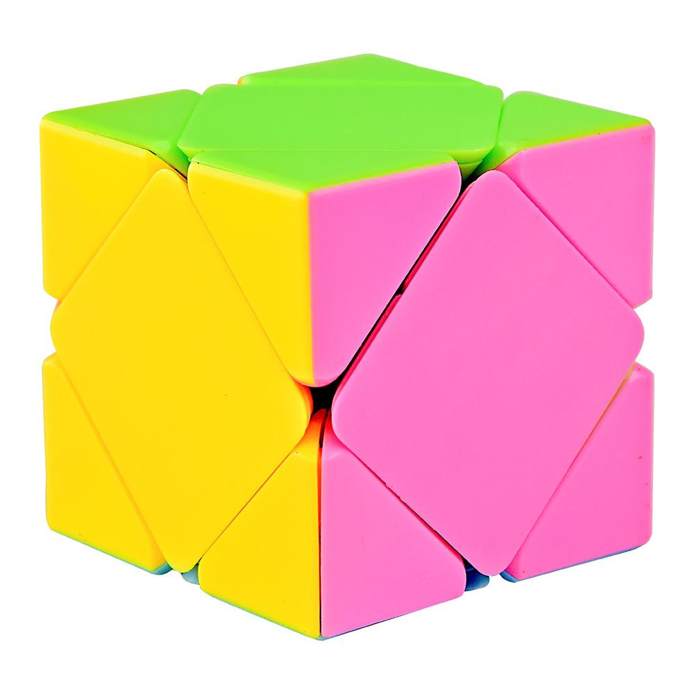 Купить Настольные игры, головоломки, Головоломка Shantou Jinxing Магический кубик тип 2 (581-5.5XZ)