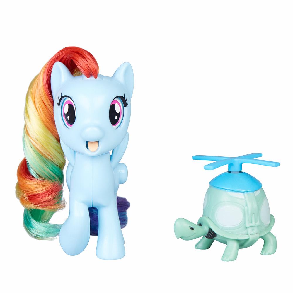 іграшковий набір My Little Pony приголомшлива рейнбоу деш E0186