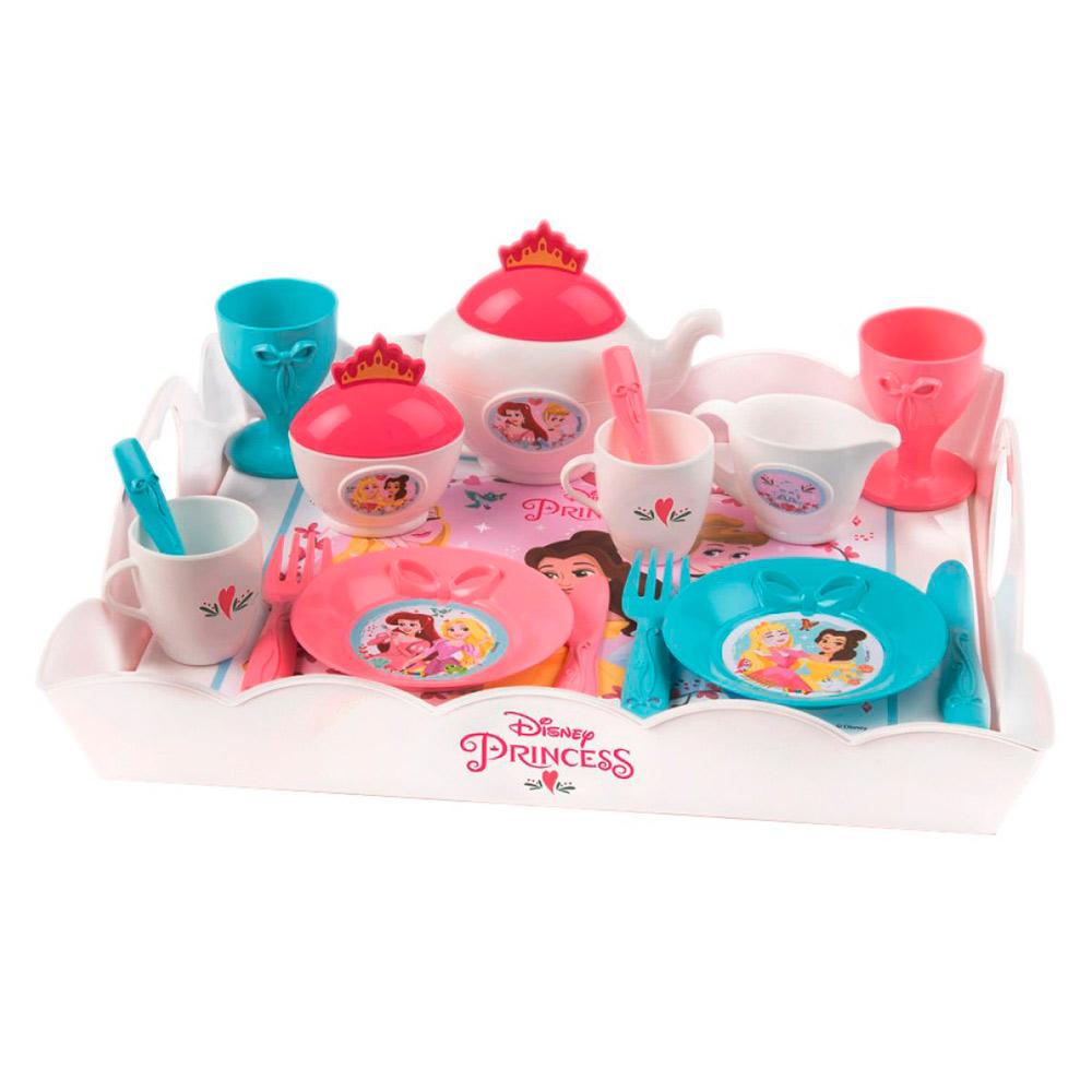 Набір посуду Smoby Disney Princess Чаювання великий (310574) - купити в  магазині дитячих іграшок  Будинок іграшок  1de236ad8e99a