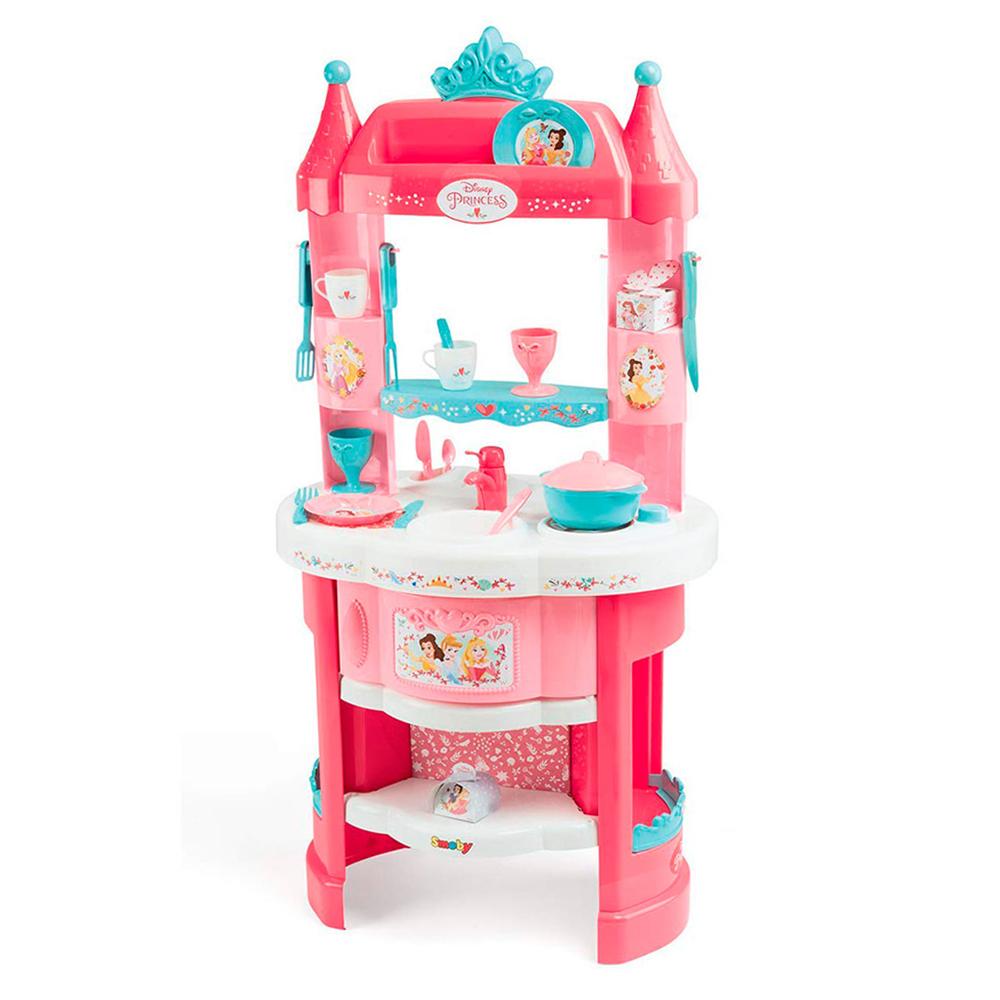 Кухня Smoby Дісней Принцеса Замок (311700) - купити в магазині дитячих  іграшок  Будинок іграшок  14e9e06b6b992