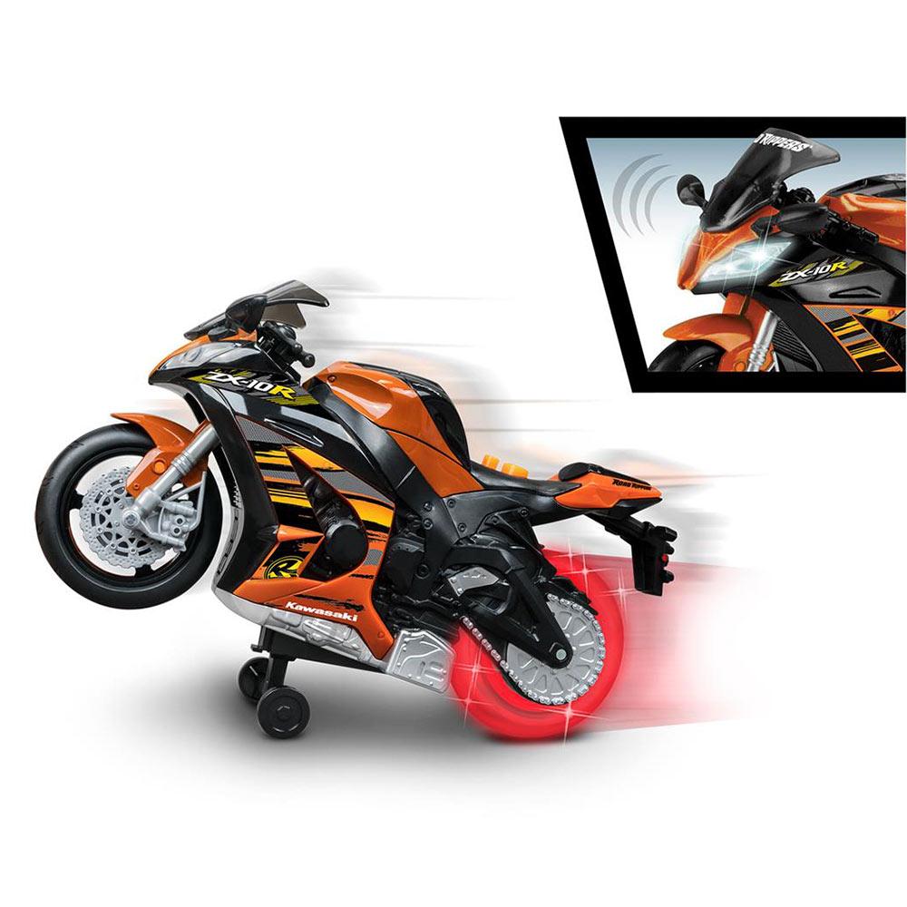 Купить Масштабные модели, Игрушечный мотоцикл Road Rippers Kawasaki Ninja ZX-10R (33413)