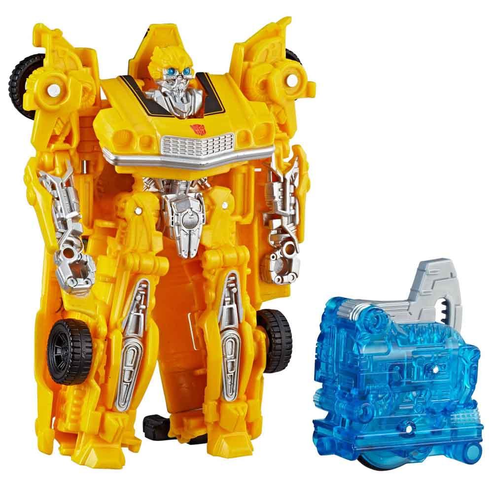 Hasbro / Набор игрушечный Transformers Movie 6 Бамблби Камаро (E2087/E2092)