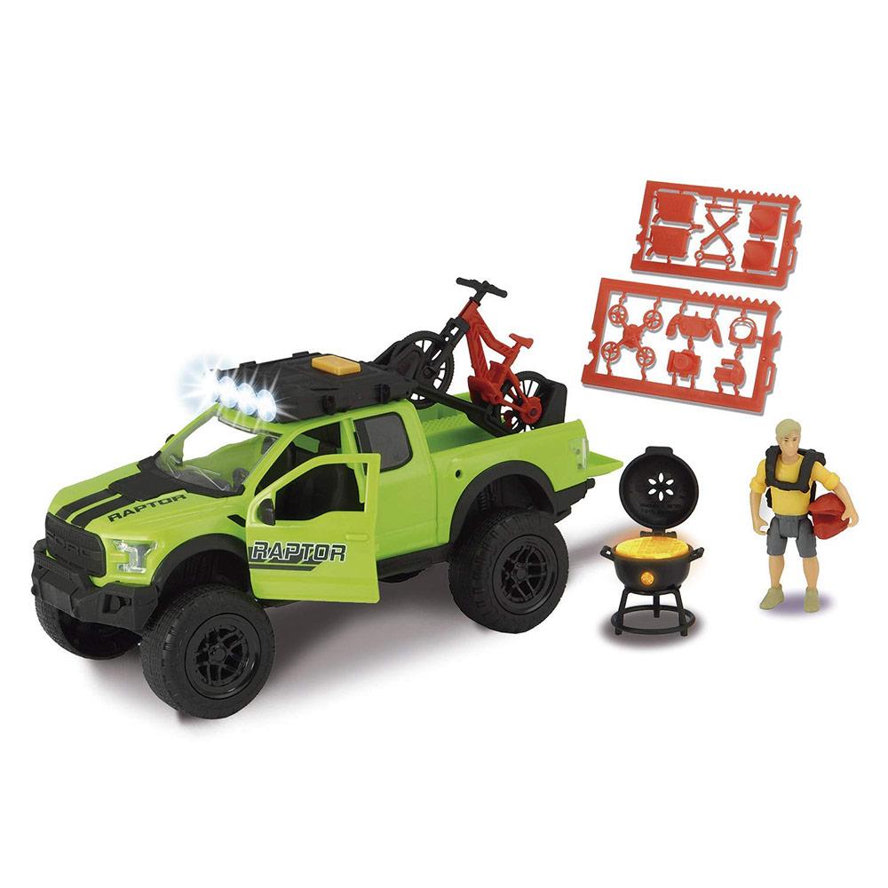 Игровой набор Dickie Toys Playlife Трейлер (3835003)