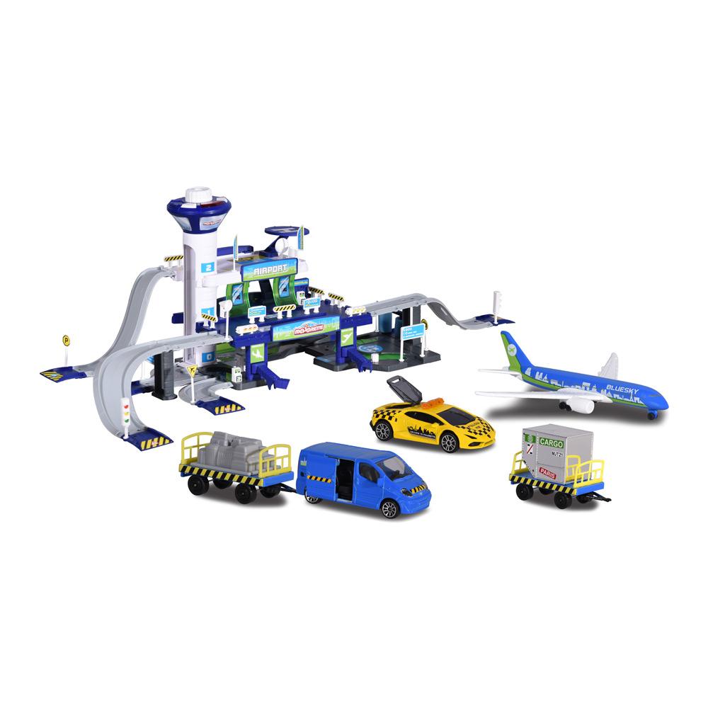 Купить Игровые наборы, Игровой набор Majorette Креатикс Аэропорт (2050018)