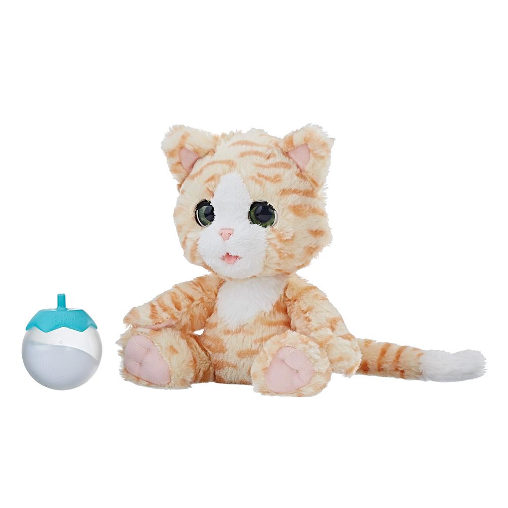 Интерактивные мягкие животные - Интерактивная мягкая игрушка FurReal  Friends Котёнок Сара (E0418) f81b1a1b75280