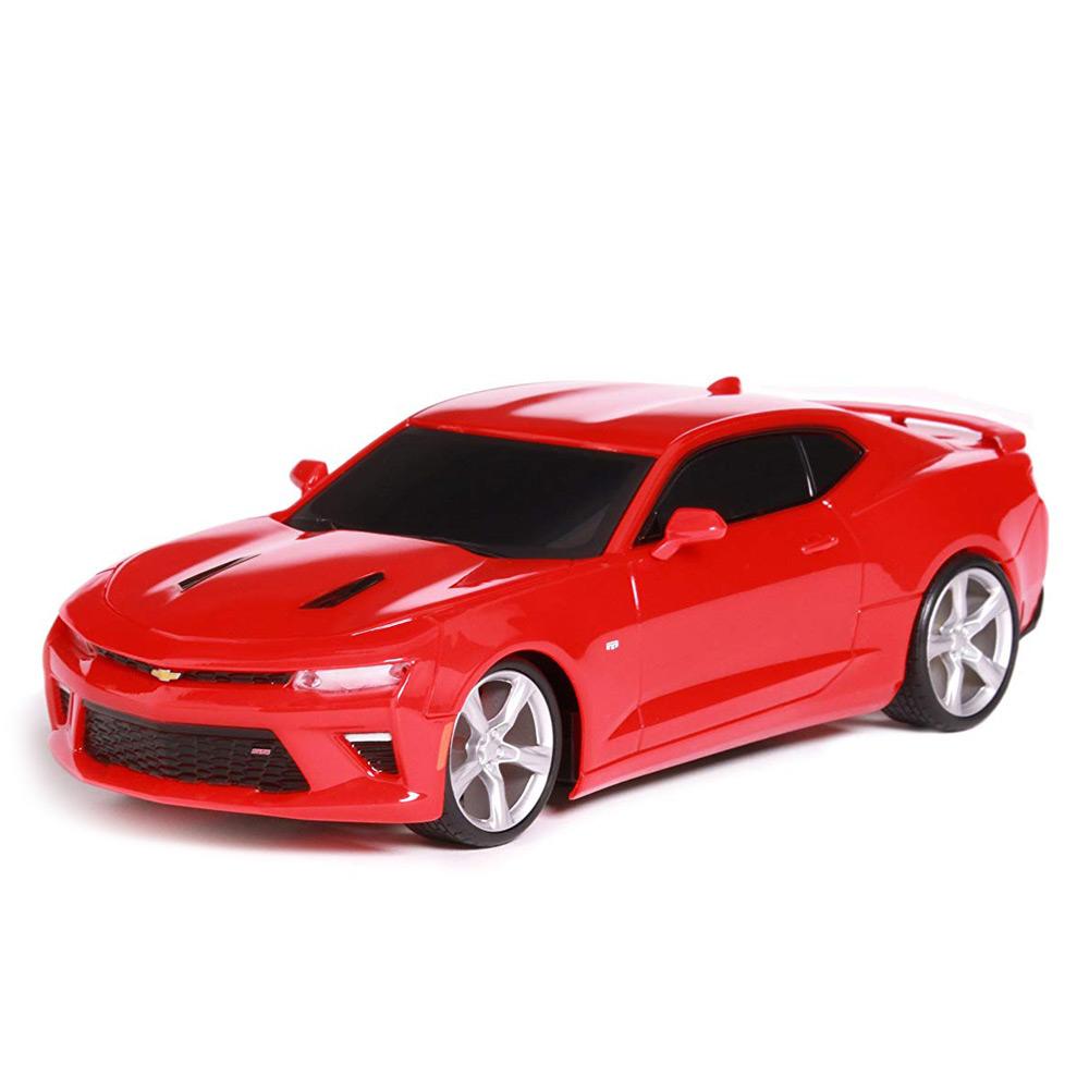 Колекційні автомоделі - Машинка іграшкова Maisto 2016 Chevrolet Camaro 1 18  (31689.red 7a871d16d631e
