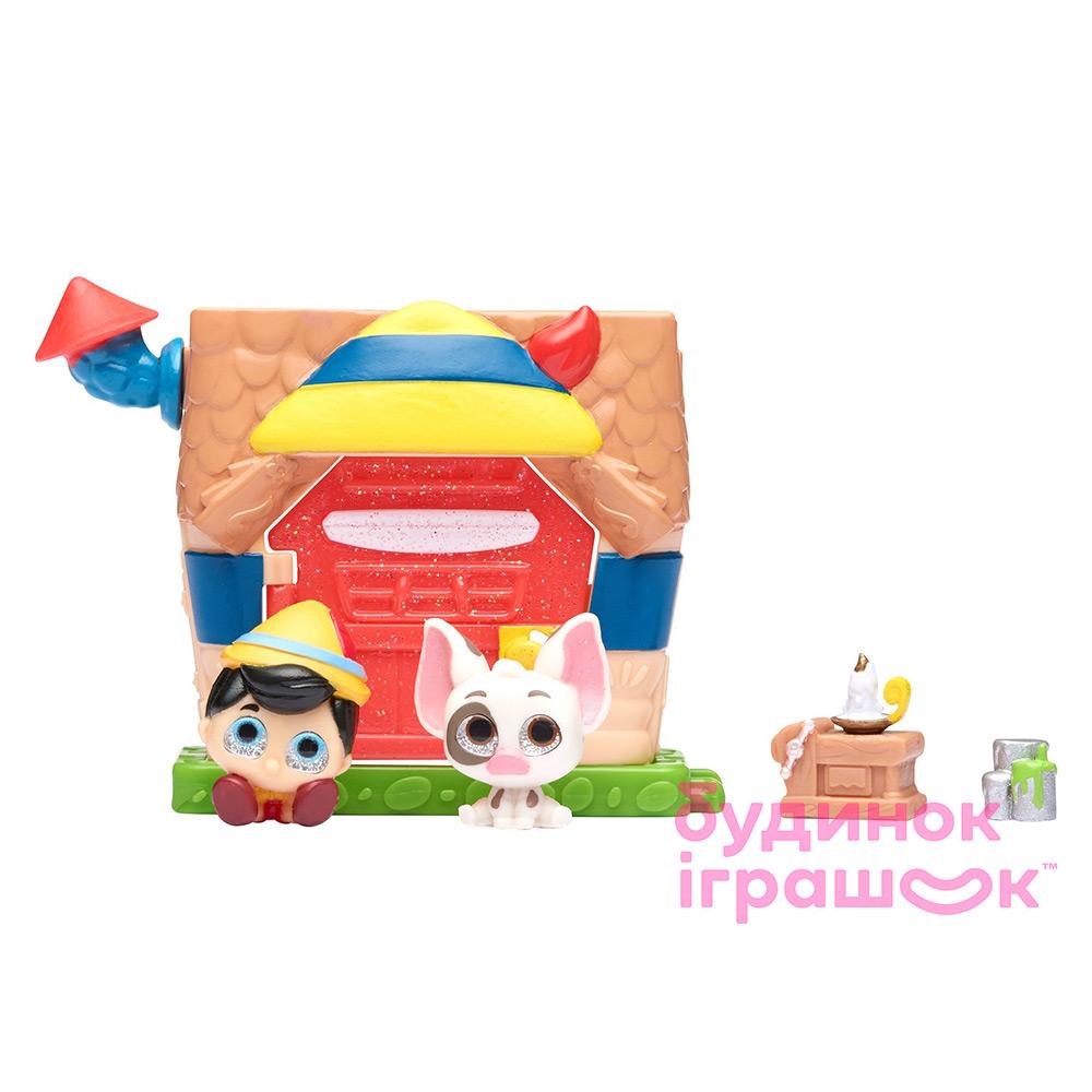 Ігровий набір Disney Doorables Піноккіо (69413) - купити в магазині дитячих  іграшок  Будинок іграшок  132132cc23ac6