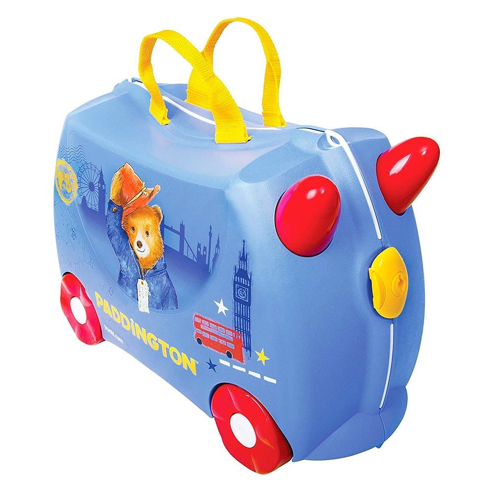 52ab15a71381 Детский чемодан Trunki Paddington (0317-GB01-UKV) 【 Будинок іграшок 】  купить в Киеве, Харькове, Одессе по низкой цене