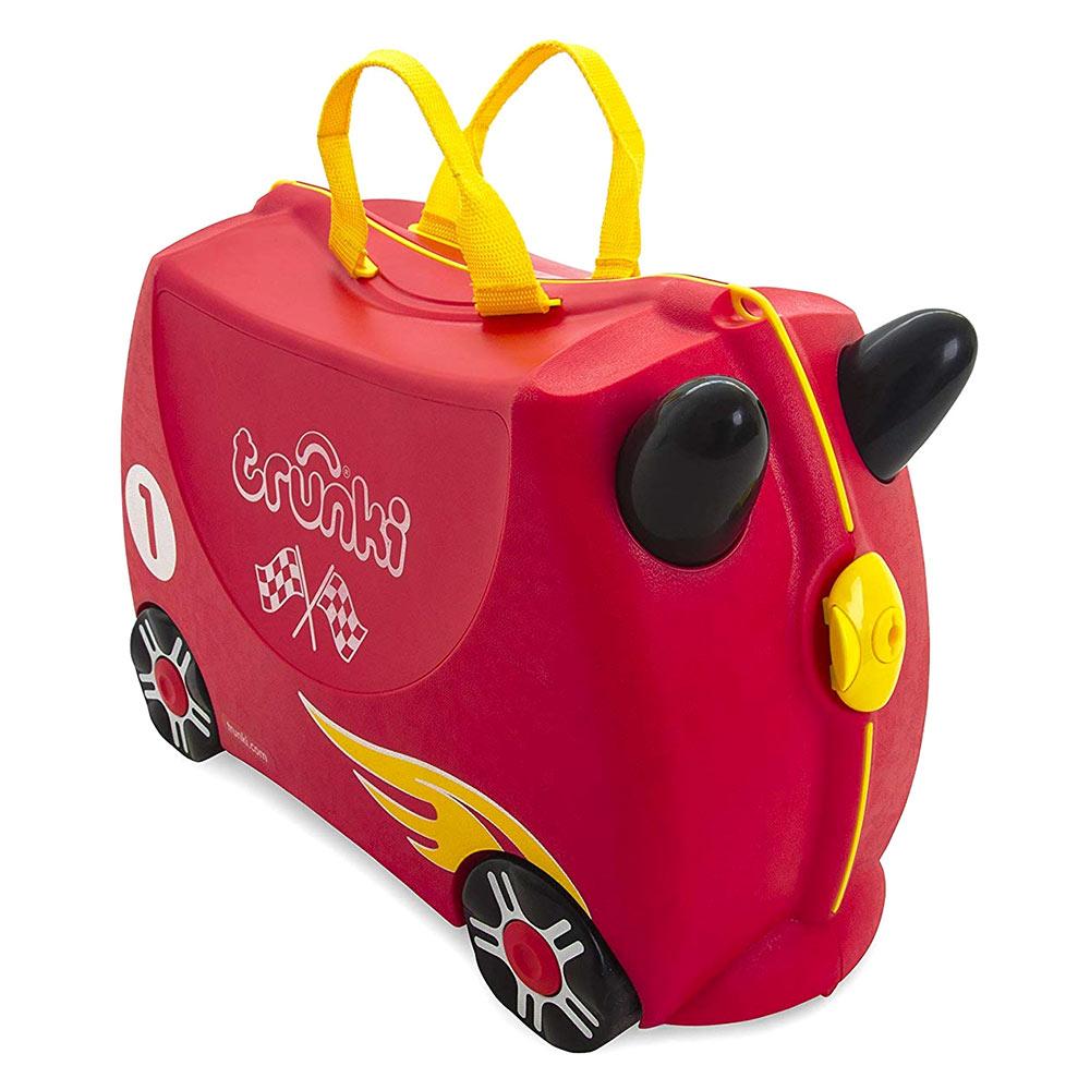 dc395ff48a9a Детский чемодан Trunki Rocco race car (0321-GB01) 【 Будинок іграшок 】  купить в Киеве, Харькове, Одессе по низкой цене