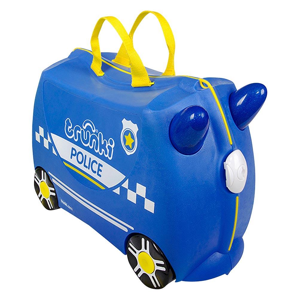 930c869b3c35 Детский чемодан Trunki Percy police car (0323-GB01-UKV) 【 Будинок іграшок 】  купить в Киеве, Харькове, Одессе по низкой цене