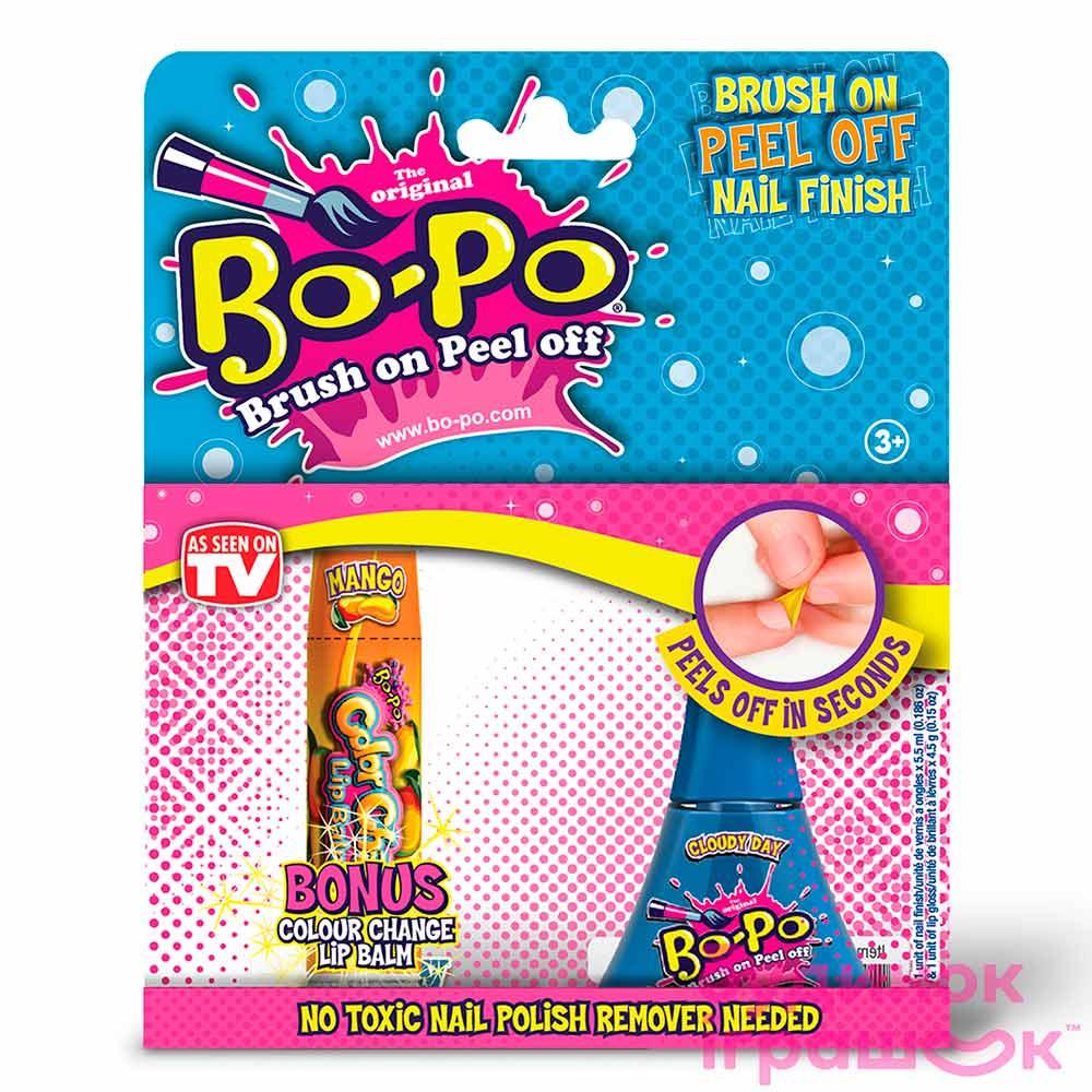 Купить Наборы для творчества и рукоделия, Набор из лака для ногтей и блеск для губ BoPo (WT8155210)