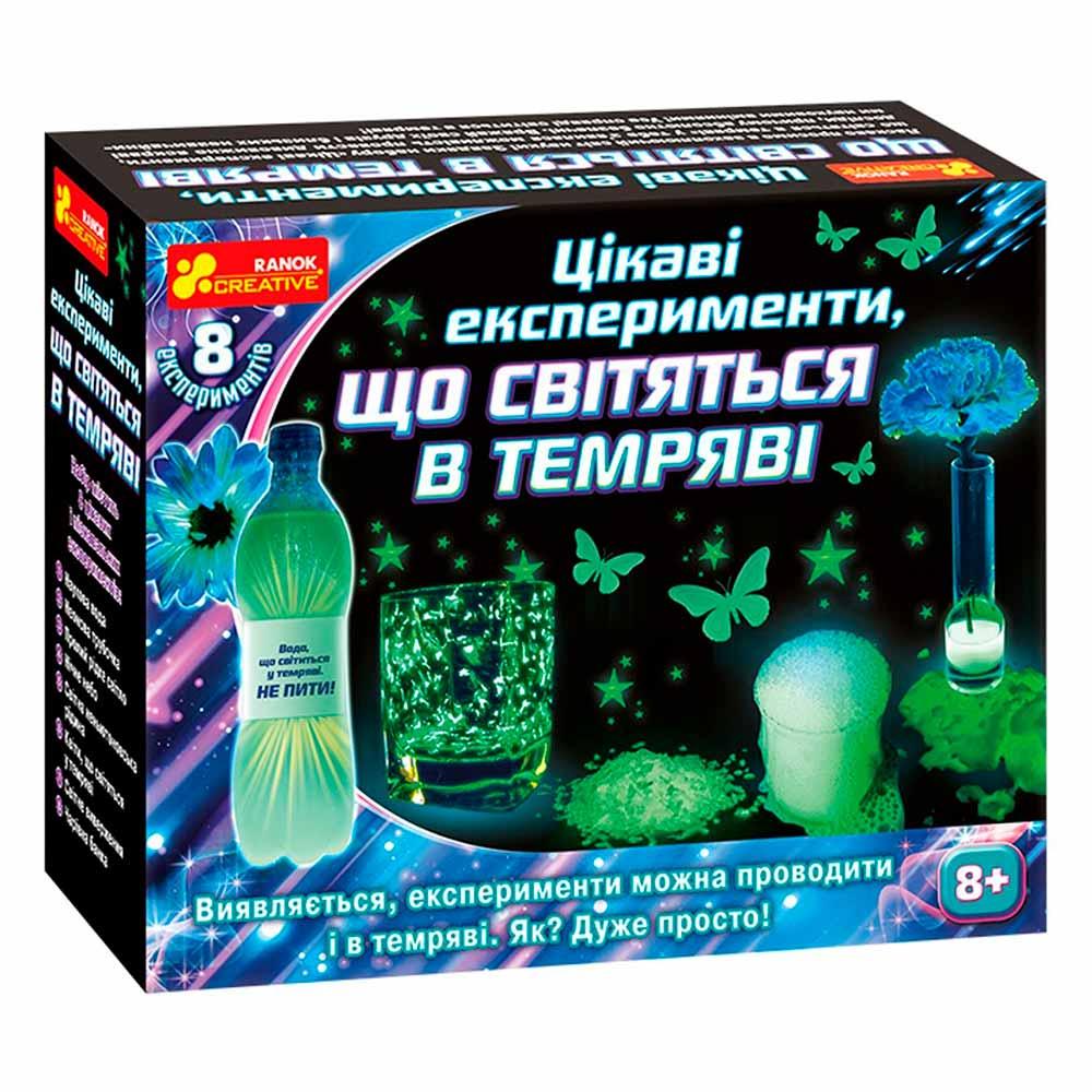 Купить Игровые наборы, Набор для опытов Ranok Creative Интересные эксперименты (12114092У)