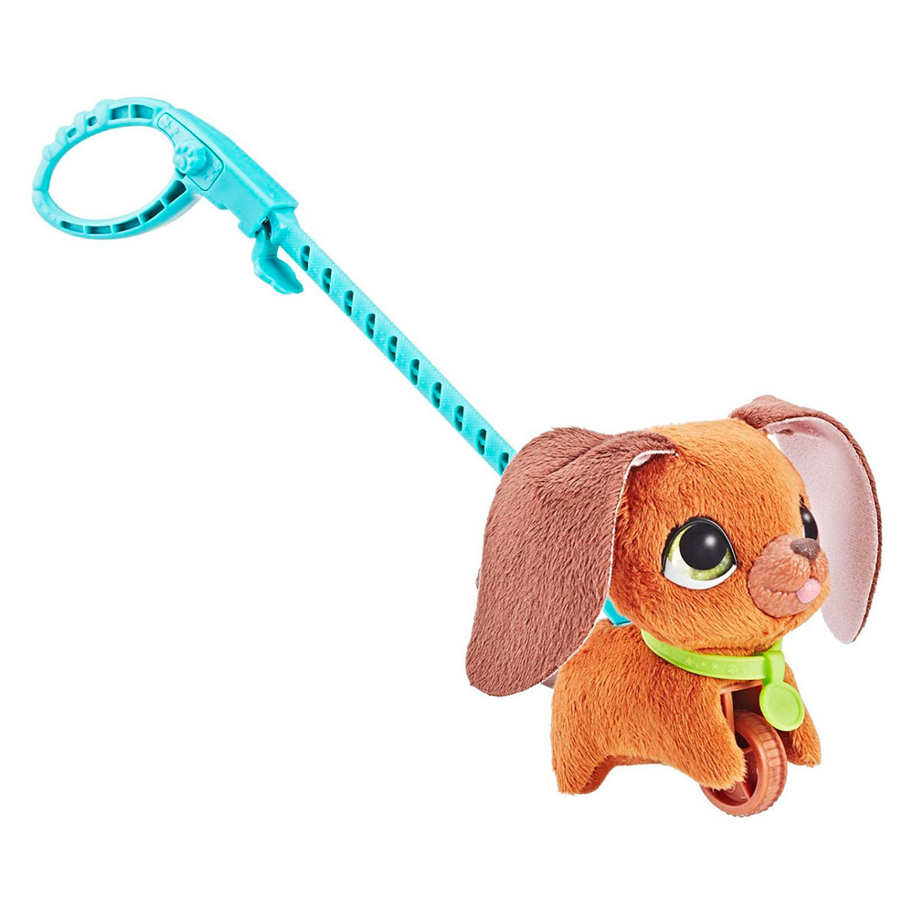 Інтерактивні м які тварини - Іграшка FurReal Friends Маленьке звірятко  Такса (E3503 E4771 bac8242d9f61f