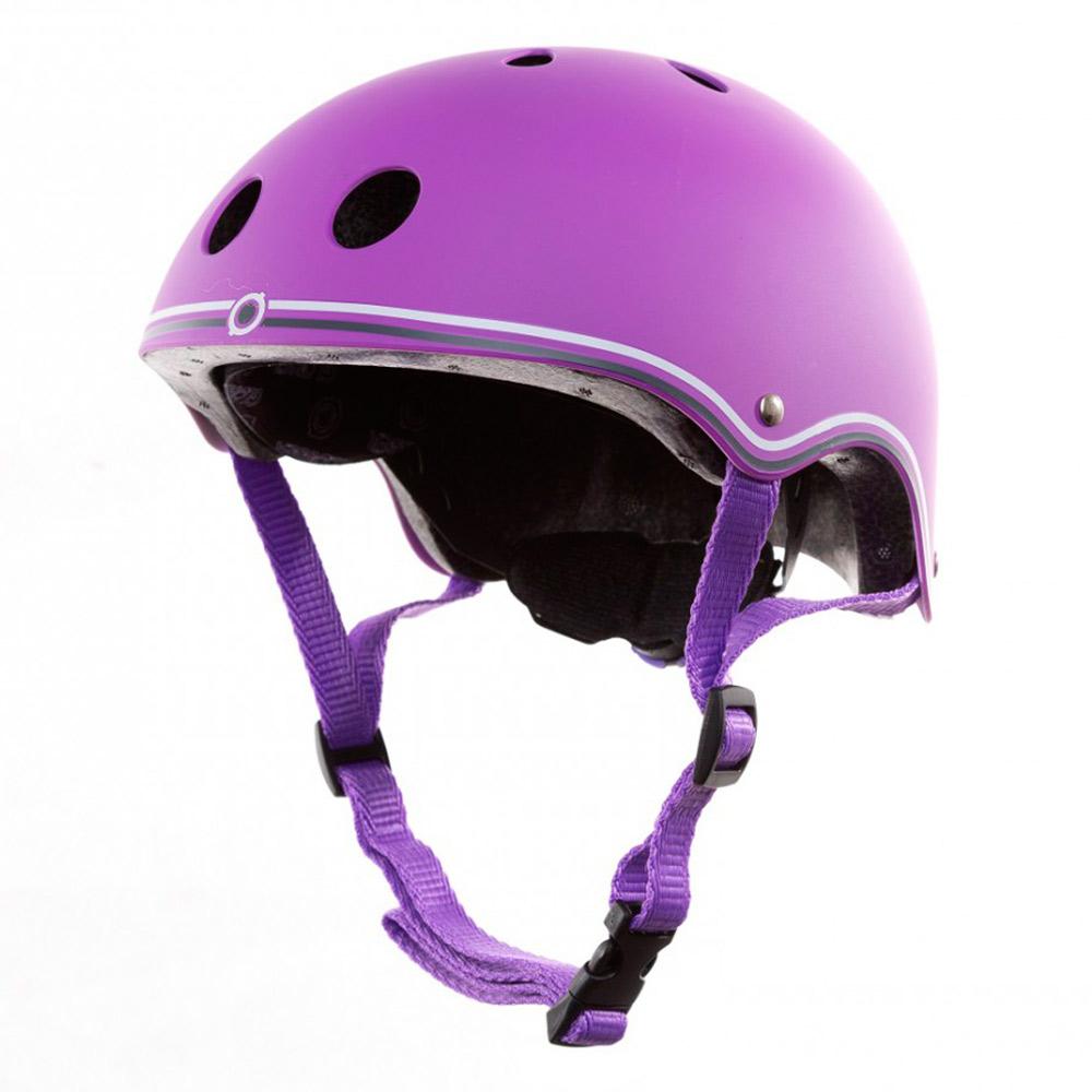 Детский защитный шлем Globber Фиолетовый 51 - 54 см (500-103)