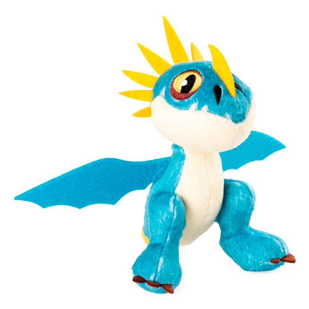 Купить Персонажи мультфильмов, игровые фигурки, Мягкая игрушка Dragons Как приручить дракона 3 Громгильда (SM66606/1869), Spin Master