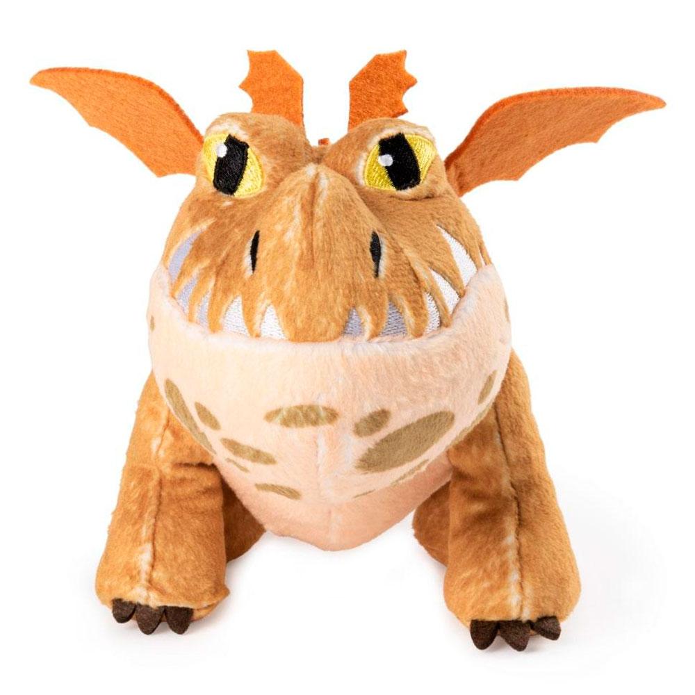 Купить Персонажи мультфильмов, игровые фигурки, Мягкая игрушка Dragons Как приручить дракона 3 Сарделька (SM66606/1876), Spin Master