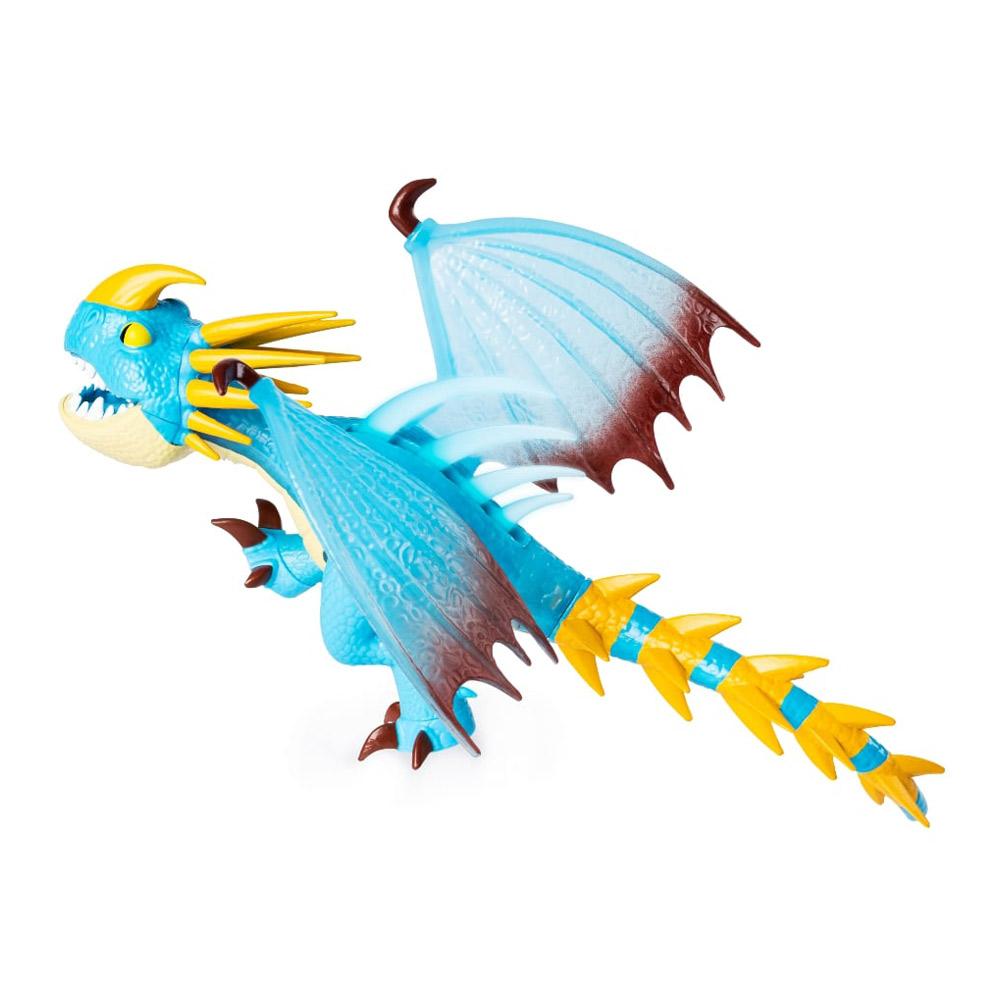 Купить Персонажи мультфильмов, игровые фигурки, Фигурка де-люкс Dragons Как приручить дракона 3 Громхильда со световыми и звуковыми эффектами (SM66626/7465), Spin Master