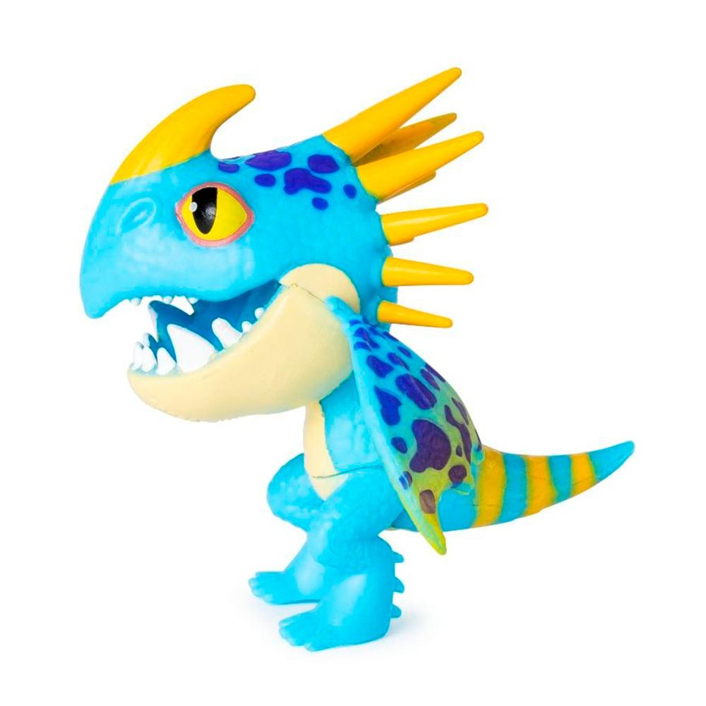 Купить Персонажи мультфильмов, игровые фигурки, Фигурка Dragons Как приручить дракона 3 светится под водой Громгильда (SM66628/7892), Spin Master