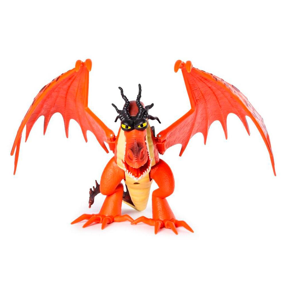 Купить Персонажи мультфильмов, игровые фигурки, Коллекционная фигурка Dragons Как приручить дракона 3 Кривоклык (SM66620/2200), Spin Master