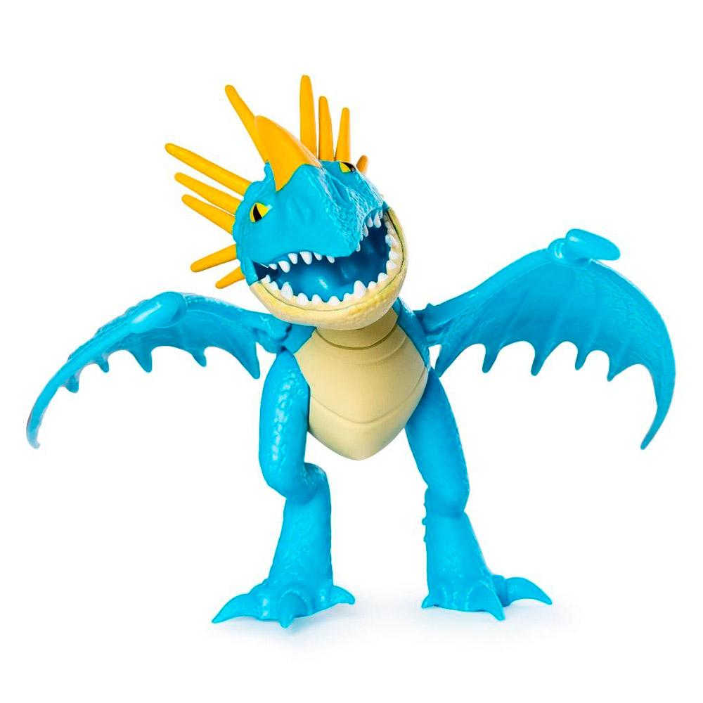 Купить Персонажи мультфильмов, игровые фигурки, Коллекционная фигурка Dragons Как приручить дракона 3 Громгильда (SM66620/2224), Spin Master